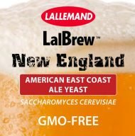 Lallemand New England Ale Yeast 500g ***** BB 02/20
