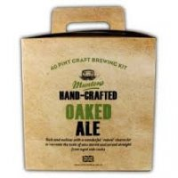 Hand Craft Range Oaked Ale 3.5Kg 40 Pints 5.0% ABV