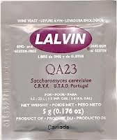 Lalvin QA23 Wine Yeast 5g *** BB 02/20