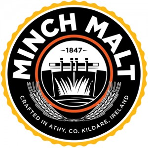 Minch Irish Whiskey Malt (Crushed) 25kg (Minch)
