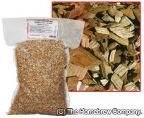 Oak Chips Whiskey 100g