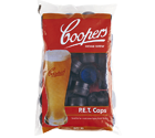 Coopers PET Caps (24 Pack)
