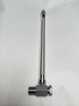 Weldless Sight Gauge 11 inch with 1/2 inch NPT Fittings