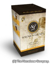 Solomon Grundy Gold Shiraz 30 bottles ***BB 04/18